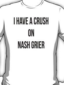 NASH GRIER CRUSH MERCH T-Shirt