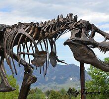 T-Rex by mistyt