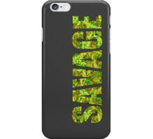 SAVAGE (KUSH Texture) iPhone Case/Skin