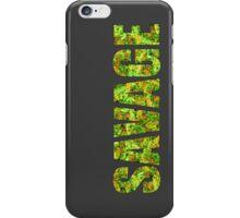 SAVAGE (KUSH Texture) iPhone Case/Skin