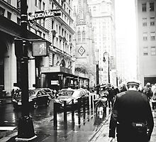 NYC Exchange  by DaneDeaner