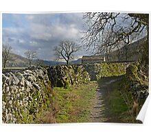 Between Stone Walls Poster