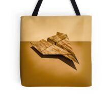 Paper Airplanes of Wood 5 Tote Bag