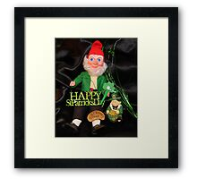 St. Patrick's Day Still Life Framed Print