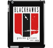 Gas Station Sign iPad Case/Skin