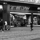 Dundee Street Scene  by Forfarlass