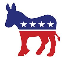 Democrat Original Donkey by Democrat