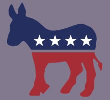 Democrat Original Donkey Kids Clothes