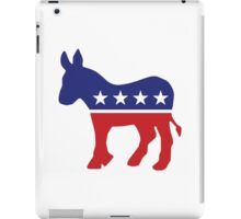 Democrat Original Donkey iPad Case/Skin