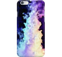 Into The Night Purple Art iPhone Case/Skin
