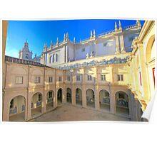 Monastery of São Vicente de Fora Poster