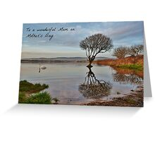Mother's Day Card - To a wonderful Mam Greeting Card