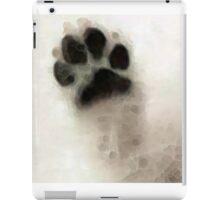 Dog Art - I Paw You iPad Case/Skin
