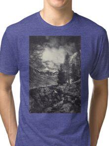 Timeless Mountains Tri-blend T-Shirt