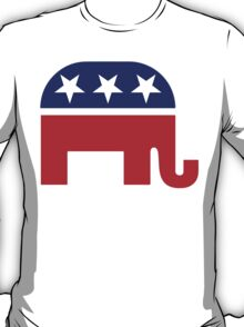 Republican Original Elephant T-Shirt