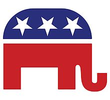 Republican Original Elephant by Republican
