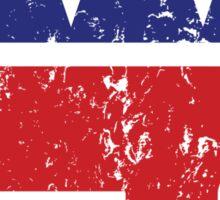 Republican Original Elephant Distressed Sticker