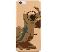 The Tin Bird iPhone Case/Skin