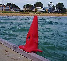 Traffic Cone by lezvee