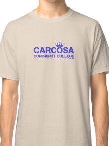 Carcosa Community College Blue Classic T-Shirt