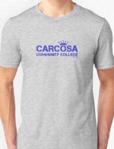 Carcosa Community College Blue Unisex T-Shirt