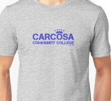 Carcosa Community College Blue Unisex T-Shirt