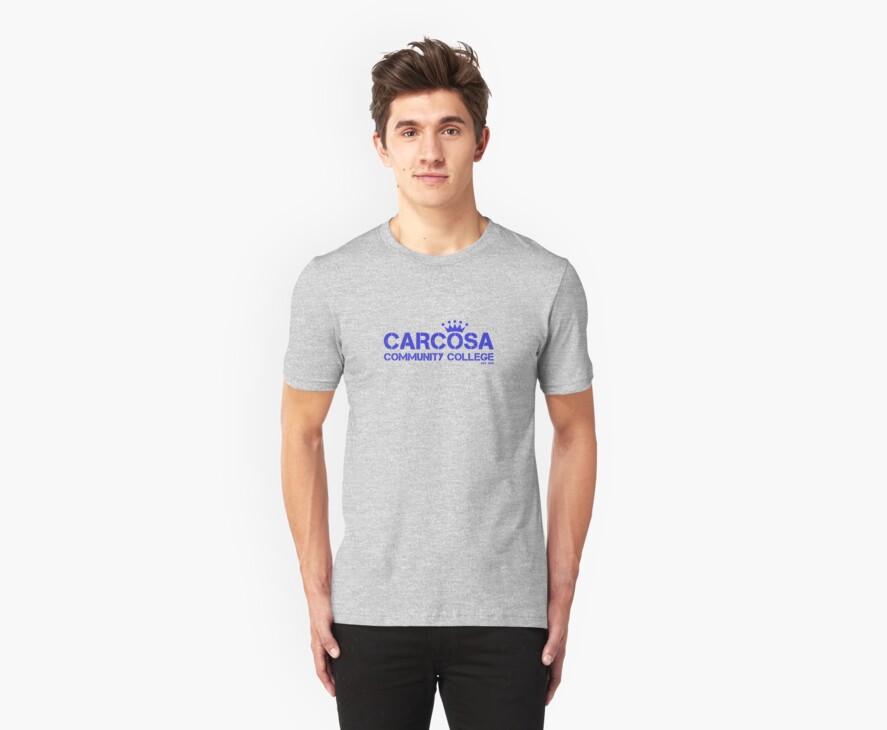 Carcosa Community College Blue by Prophecyrob
