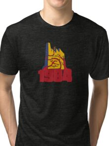 ORWELL 1984 Tri-blend T-Shirt