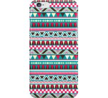 Multicolor Patterns iPhone Case/Skin