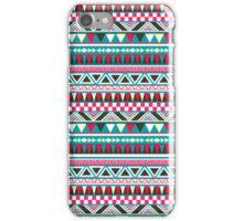 Multicolor Patterns iPhone Case/Skin