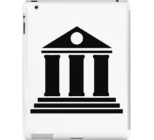 Bank Symbol iPad Case/Skin