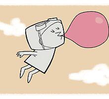 The Bubble Gum Pilot by G. Allen Black