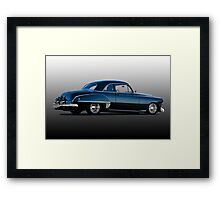 1949 Oldsmobile Rocket 88 Framed Print