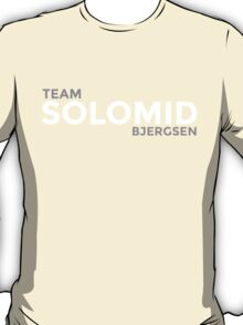 Team Solomid - Bjergsen  T-Shirt