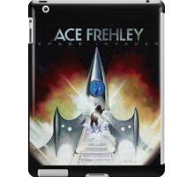 ace frehley space invaders iPad Case/Skin