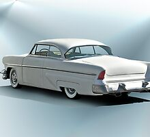 1954 Lincoln Capri Custom II by DaveKoontz