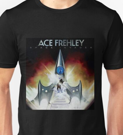ace frehley space invaders Unisex T-Shirt