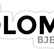 Team Solomid - Bjergsen  Sticker