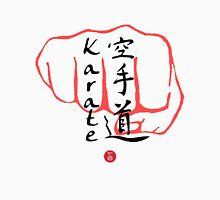 Karate on Light background Unisex T-Shirt