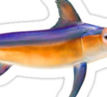 magnolia crawfish - fisherman tee Sticker