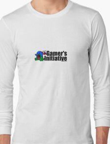 Gamer's Initiative Logo Medium Long Sleeve T-Shirt