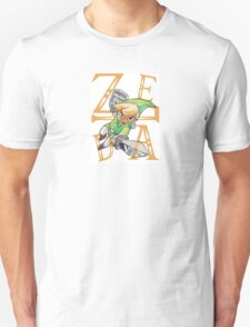Typography Link T-Shirt