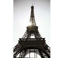 Eiffel Photographic Print