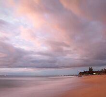 Wombarra sunrise by Chris Brunton