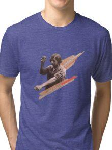 Worker  Tri-blend T-Shirt