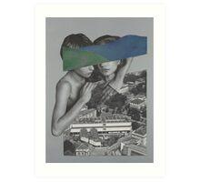 Untitled (GAM) Art Print