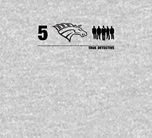 True Detective 5 Horsemen 2 Unisex T-Shirt