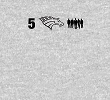 True Detective 5 Horsemen Unisex T-Shirt