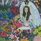 Angel's Garden by Jedro