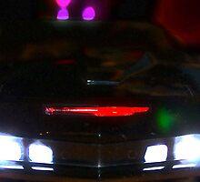 Knight Rider - KITT  by paulmuscat